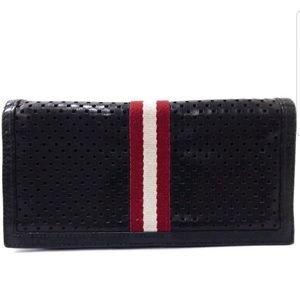 AUTH BALLY LONG WALLET- BRAND NEW